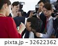 報道 ジャーナリスト 取材の写真 32622362