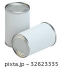 カン 缶 缶詰めのイラスト 32623335