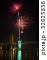 Firework display at Chao Phraya River 32625836