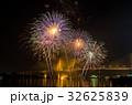 Firework display at Chao Phraya River 32625839