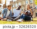大学 学生 ミュージックの写真 32626320
