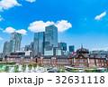 東京 東京駅 都市風景の写真 32631118