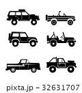 車 自動車 ベクターのイラスト 32631707