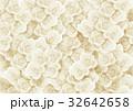 背景素材 白い薔薇(ばら) 32642658