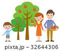 家族 りんご狩り 32644306