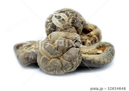 Dried shitake mushroomの写真素材 [32654648] - PIXTA