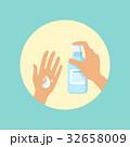 手 ソープ 洗うのイラスト 32658009