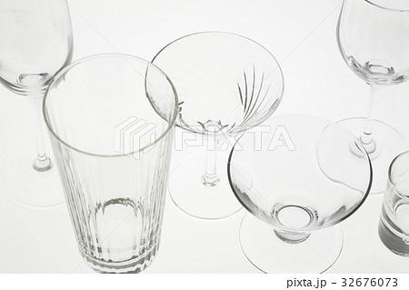 グラスの写真素材 [32676073] - PIXTA