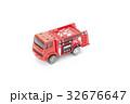 消防車の模型 32676647
