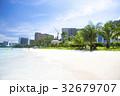 ビーチ 32679707