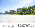ビーチ リゾート 海の写真 32679711
