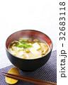 なめこと豆腐の味噌汁7 32683118