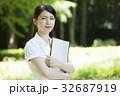 医者 看護師 人物の写真 32687919
