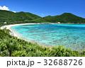 渡嘉敷島 海 阿波連ビーチの写真 32688726