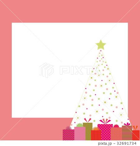 プレゼント クリスマスツリー 32691734