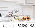 キッチン 台所 食材 料理 調理 32692198