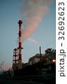 火力発電所 32692623