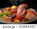 焼肉 牛肉 焼き肉の写真 32694367