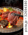 焼肉 牛肉 焼き肉の写真 32694380