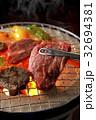 焼肉 牛肉 焼き肉の写真 32694381