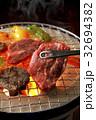 焼肉 牛肉 焼き肉の写真 32694382