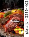 焼肉 牛肉 焼き肉の写真 32694403