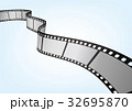 特寫電影 / 攝影 35mm 底片模板,向量3D元素 32695870