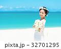 新婦 ウェディング 海の写真 32701295