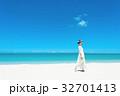 新婦 ウェディング 海の写真 32701413
