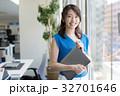 ビジネス 女性 人物の写真 32701646