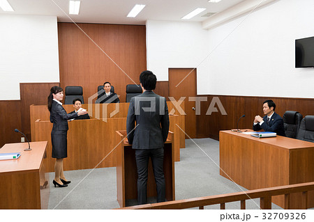 法廷 32709326
