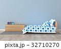 ベッドルーム 寝室 32710270