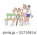 テニス 32710614
