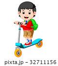 少年 子 子供のイラスト 32711156