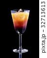 アルコール飲料 カクテル カシスオレンジの写真 32713613