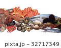 魚介類 食材 獲れたての写真 32717349