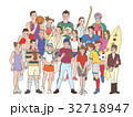 スポーツ 32718947