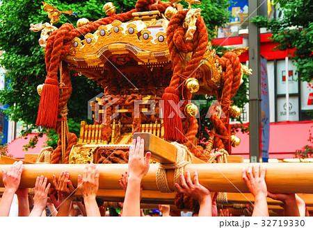 神田祭の風景(平成29年度) 32719330