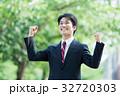 若いビジネスマン 32720303