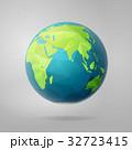 立体 3D 3Dのイラスト 32723415