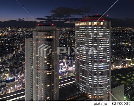 名古屋JRセントラルタワーズ夜景 32730086