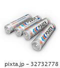 電池 充電式 充電のイラスト 32732778