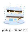 災害 住宅 雪害 32740115
