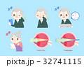 漫画 目 眼のイラスト 32741115