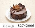 バレンタインチョコケーキ 32742006