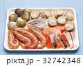 海鮮類 魚介類 具材の写真 32742348
