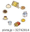 色々な食品 32742814