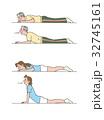 腰痛改善体操 32745161