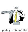 スーツを着る人 32746862