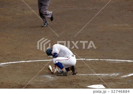 最後の打者 高校野球 32746884